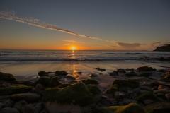 Sonnenaufgang-Kapstadt-Südafrika